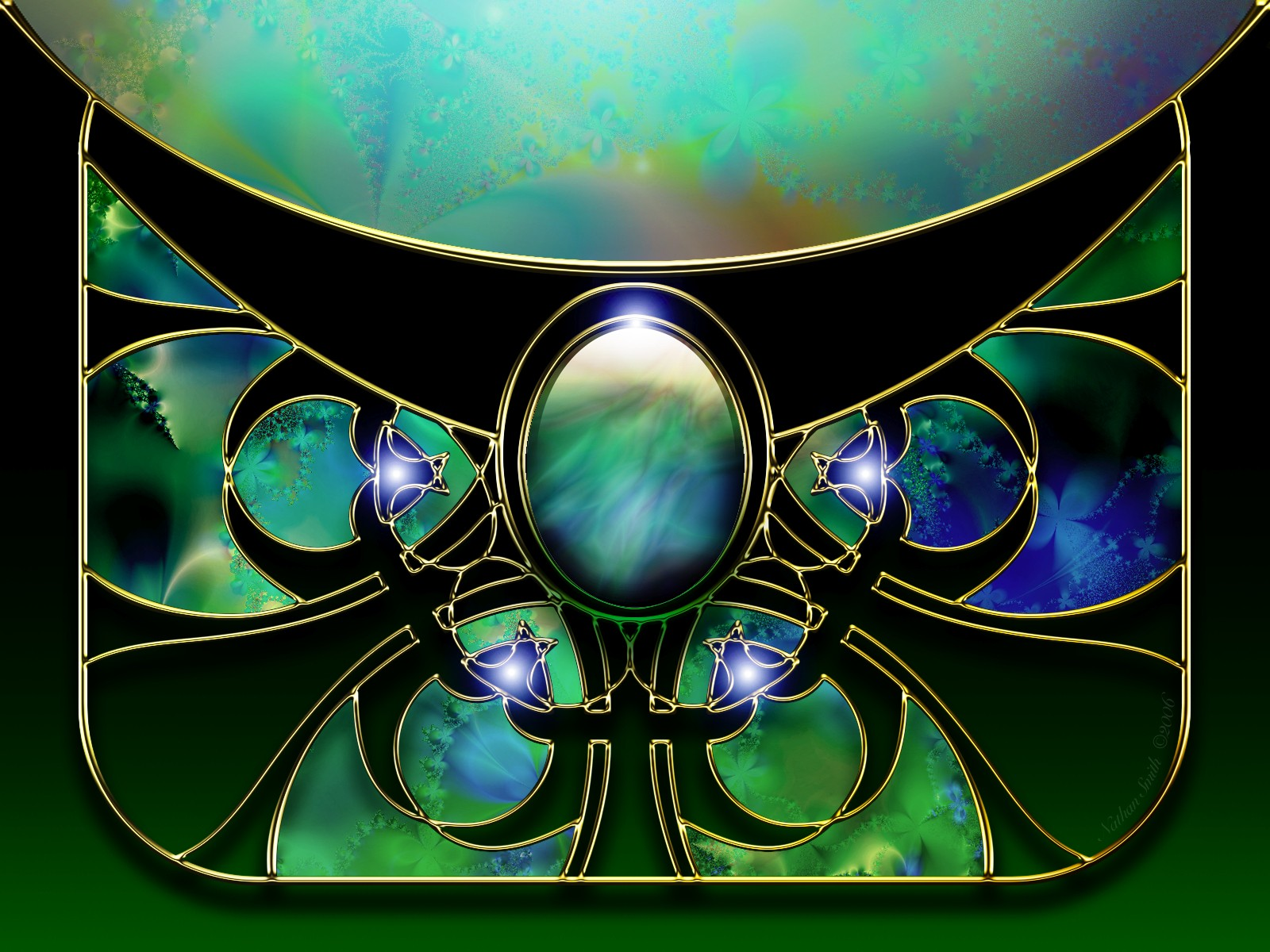 Fractal Art Wallpapers 01