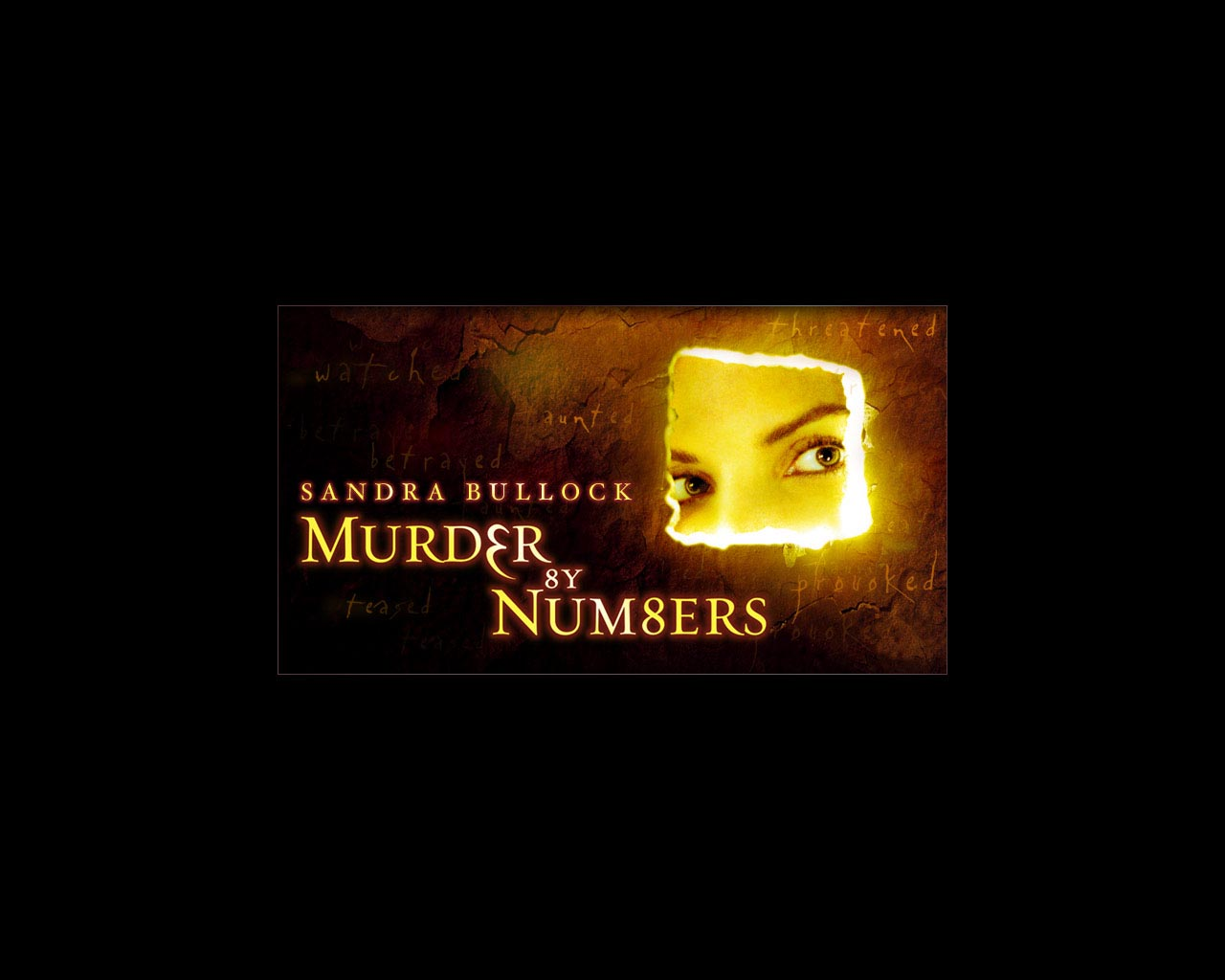 Murder By Numbers 1