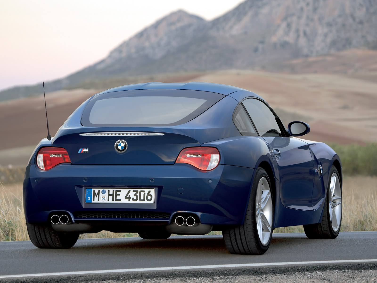 BMW Wallpapers Download Free BMW Z M Coupe Wallpapers - 2007 bmw z4 m