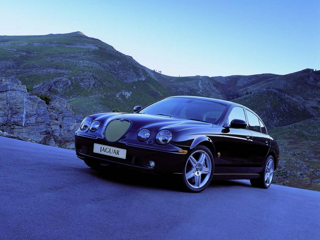 2007 Jaguar s Type r Jaguar s Type r