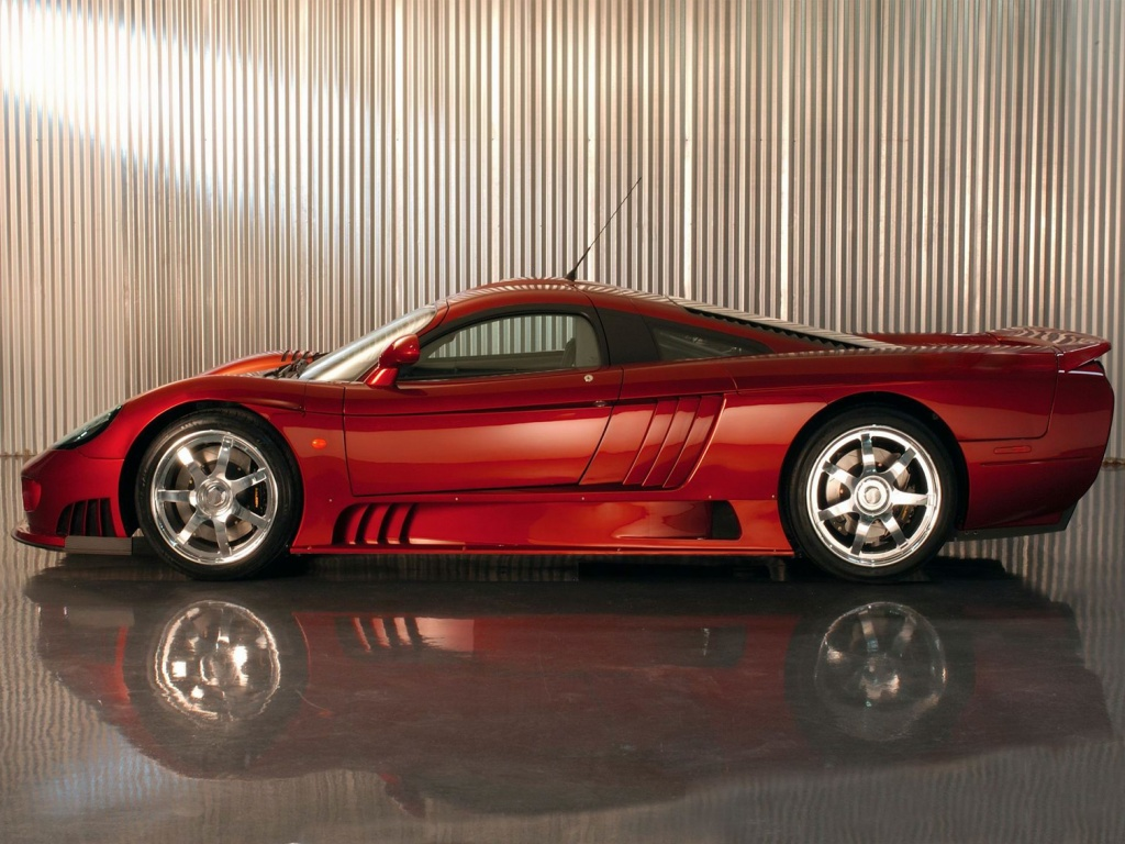 Saleen S7 Twin Turbo 2 Wallpapers, Photos, Pictures and Backgrounds