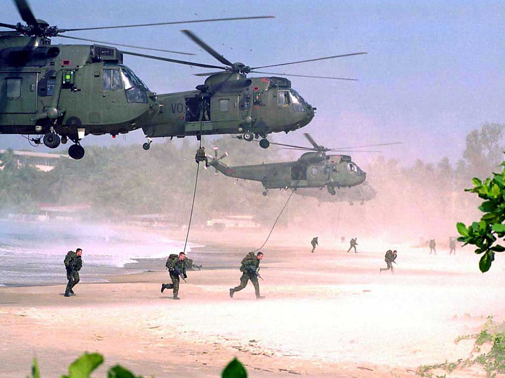 Helicopter Wallpapers Download Free Royal Marines Wallpapers
